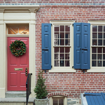 Our recommendations on front door and shutter combos 4
