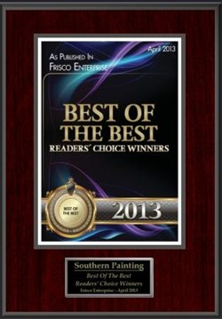 Frisco Readers Choice 2013
