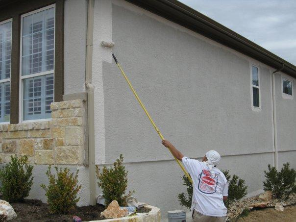 Ask The Painter How Should I Repaint My Stucco Exterior