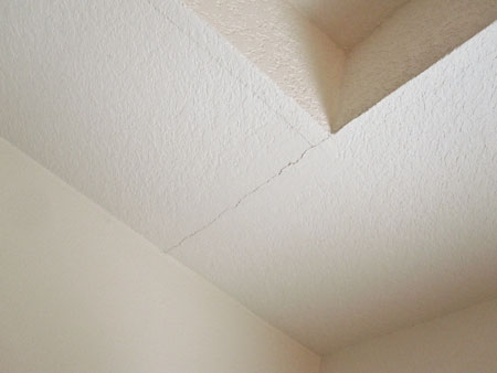 Southern Painting - Ceiling Crack Repair