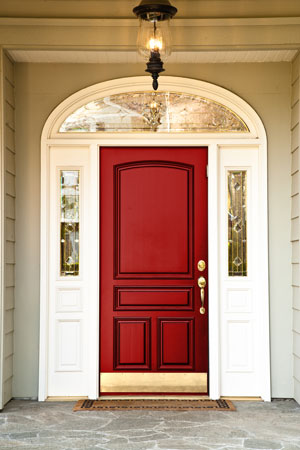 Southern Painting - Front Door Accent