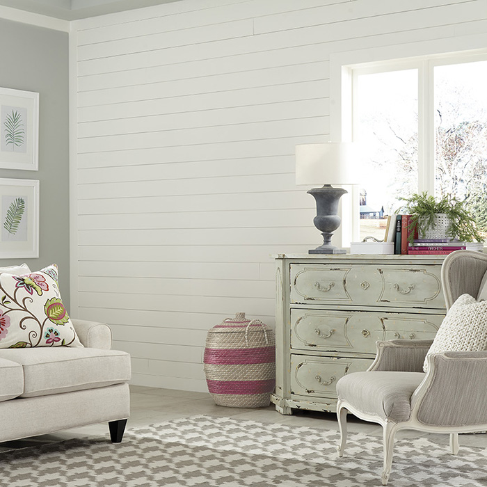 Painted Shiplap Accent Wall: New Takes On The Accent Wall